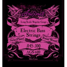 AGS 600 For Bass Guitars